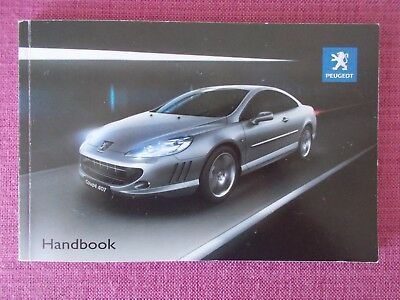 peugeot 406 coupe owners manual handbook folder 1999 2003 hdi v6 rh picclick co uk peugeot 407 coupe owners manual pdf peugeot 407 coupe service manual