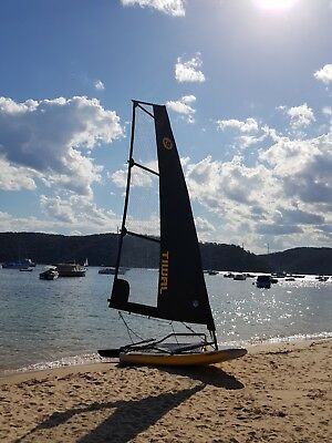 TIWAL Inflatable Sailing Dinghy