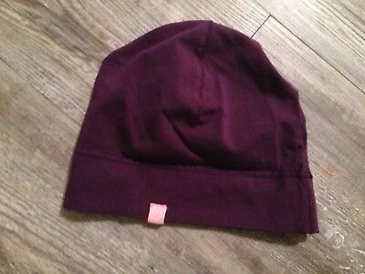 4b98ce70a6709 H M BABY BEANIE Hat Cap Toddler Stretchy 6-12 Month Purple -  3.99 ...