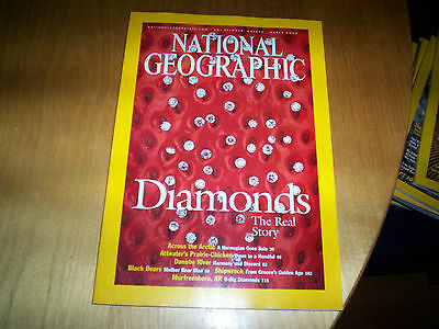 national geographic magazine march 2002