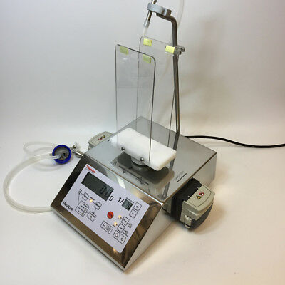 Gravimetric Dilutor Thermo Diluflux DB4000A double peristaltic pump dispenser
