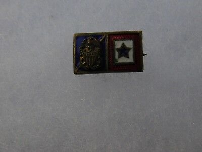 Ww1 Navy Son In Service Pin Great Condition