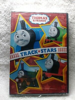 Thomas And Friends Track Stars Dvd