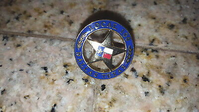UA PLUMBERS PIPEFITTERS STEAMFITTERS UNION Local 100 DALLAS TEXAS PIN