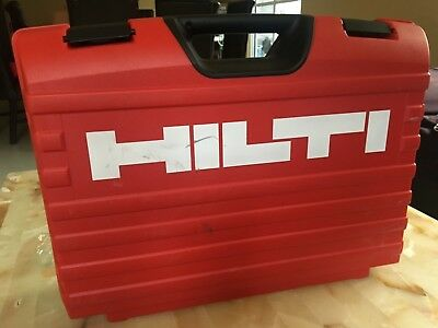 HILTI TE 700-AVR Brushless 120V/220V SR Electric Demolition Hammer