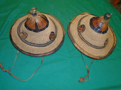 African Fulani Cattle Herder Hats (Quantity 2) $19.99 for both No Reserve