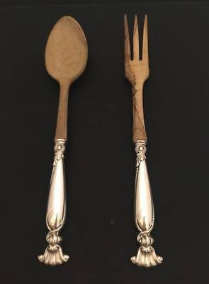 2 Piece Salad Serving Set in Romance of the Sea by Wallace