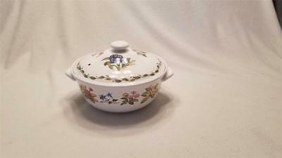 Noritake Gourmet Garden 2.5 Quart Round Covered Casserole/Serving Bowl