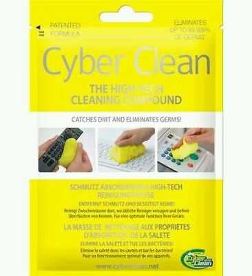Cyber Super Clean Magic Dust Cleaning Compound Slimy Gel Keyboard Cleaner