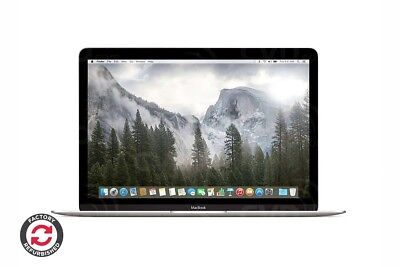 "Apple MacBook 12"" (256GB, Space Grey, 2017) - A+ Apple Certified Refurbished"