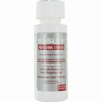 Extra Strength Hair Regrowth for Men (2 Oz)  - Clinically Proven by Bosley