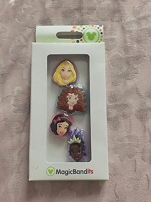 New In Box Walt Disney Magic Band Bandits Princess UK seller