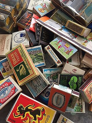 Collectable Matches
