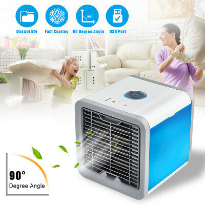 MINI PORTABLE AIR Cooler Humidifier Air Conditioner Arctic Desk Fan Home  Office   £28.99 | PicClick UK