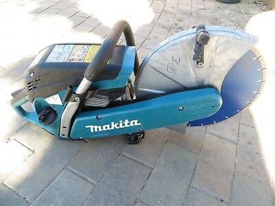 "makita concrete saw Lighter weight power cutter in the 14"" class Cut Off saw"