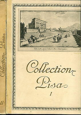 Collection Pisa - 2 Voll, I. Texte Descrictif, Ii. Planches - Milan - 1937[Sr10]