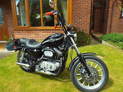 Harley Davidson 1200 Sportster S 2003.  Low Mileage.