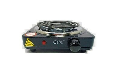 Q4U Charcoal Electric Burner 1500W for Coal Charcoal Starter Coals Coconutshell