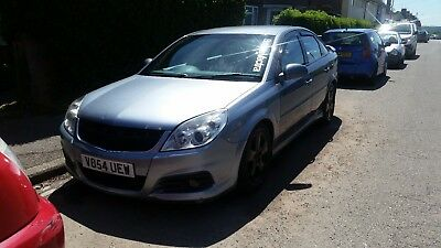 Vauxhall Opel Vectra V6 3.2 GSI Upgraded Front End 2004 Leather Read Description