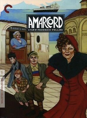 Amarcord [2 Discs] [Criterion Collection] (DVD Used Like New)