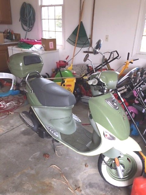 2007 Other Makes Buddy 125cc  Genuine 125cc Scooter/motorcycle