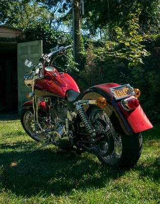 2000 Custom Built Motorcycles Roadrunner  2000 Titan Roadrunner