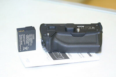 Panasonic Lumix DMW-BGG1 battery grip for G80