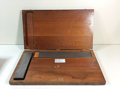 "STANDARD TOOL COMPANY SQUARE 540 12"" With WOOD CASE"