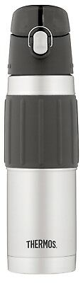 Stainless Steel Thermos Bottle Vacuum Insulated 18 Oz Hydration Bottle Flip Top