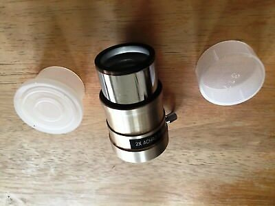 2x Achromatic Barlow Lens 1.1/4 - all metal