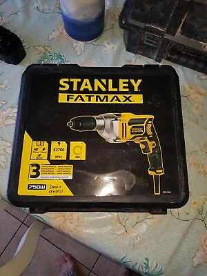 Stanley FATMAX Corded Hammer Drill  750w FME140 240v Good Quality powerful ,A38
