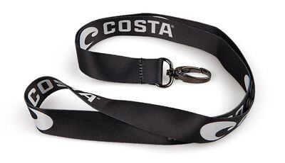 Costa Lanyards Black LY11