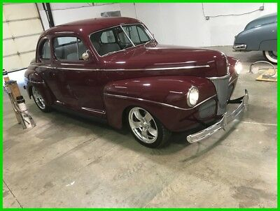 Ford Super Deluxe  1941 Used Automatic Coupe