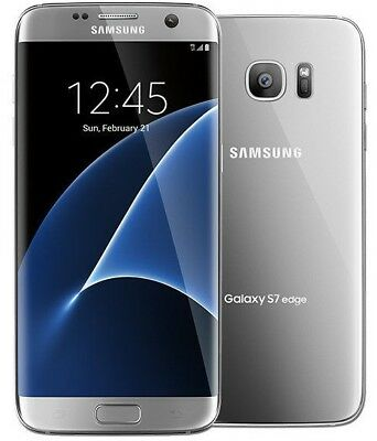 "Samsung Galaxy S7 Edge SM-G935T T-Mobile 32GB RAM 4GB 5.5"" Android Phone USA NEW"
