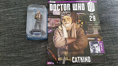 Doctor Who Figurine Collection Issue 29 Catkind Eaglemoss