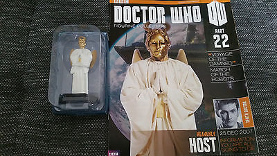 Doctor Who Figurine Collection Issue 22 Heavenly Host Eaglemoss