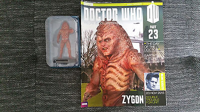 Doctor Who Figurine Collection Issue 23 Zygon Eaglemoss