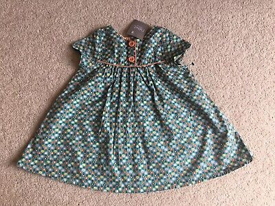 next baby girl dress 3-6 months BNWT