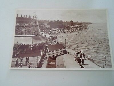PORTOBELLO, The Beach And Fun City Vintage Phototype Postcard   §B203