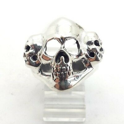 Fine Jewelry Latest Collection Of A&g Rock Silver Biker Ring Ornamental Fleur De Lis Design Ring In 925 Silver Buy Now Jewelry & Watches