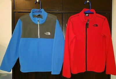 The NORTH FACE Boys Jackets Size 6 -LOT OF 2