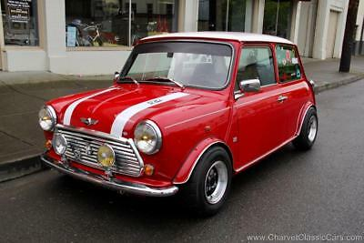 Other Makes MINI Cooper National Champion Autocross Racer. GREAT! Video. 1992 Mini Cooper National Champion Autocross Racer. GREAT! See VIDEO
