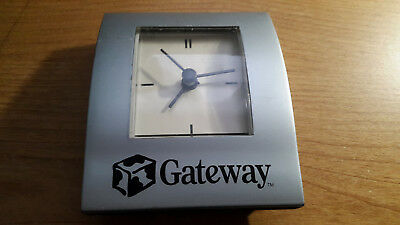 Vintage Gateway Battery Powered Quartz Clock