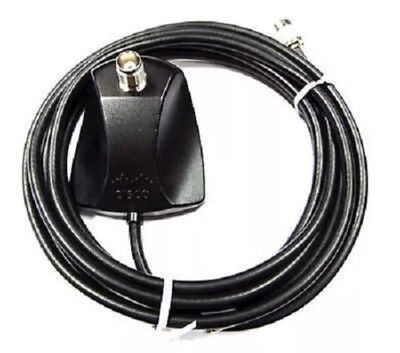 Brand new Genuine Cisco 4G-AE010-R Antenna Extension Base w/10 ft cable