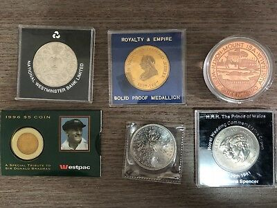 Set Of Collectible Coins