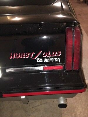 1983 Oldsmobile Other  1983 Hurst Olds with lightning rod shifters