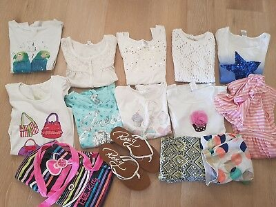 Little girls clothing size 6-8