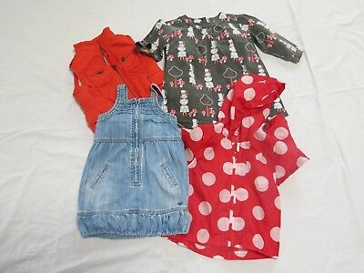 Size 2 Girls Winter designer bundle (Withchery, Sooki Baby, Esprit)