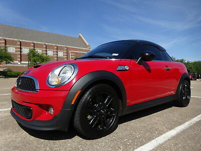 2013 Mini Cooper S S 2013 MINI COOPER S ROADSTER 4CYL TURBO AUTO LEATHER WARRANTY DRIVES GREAT EXCELL