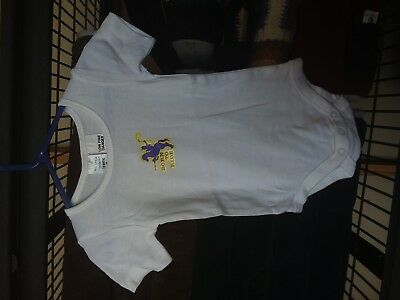Born to ride babysuit 00